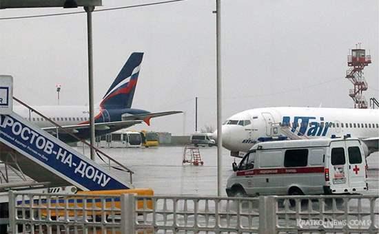 В Ростове-на-Дону разбился самолет