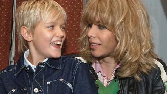 фото зверев с сыном фото