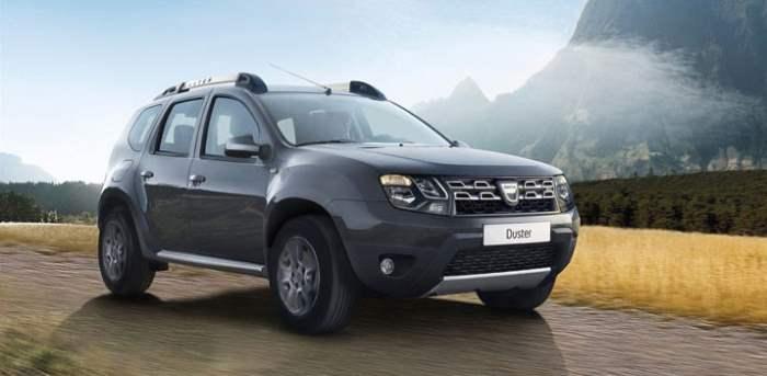 Renault Duster – покоритель бездорожья