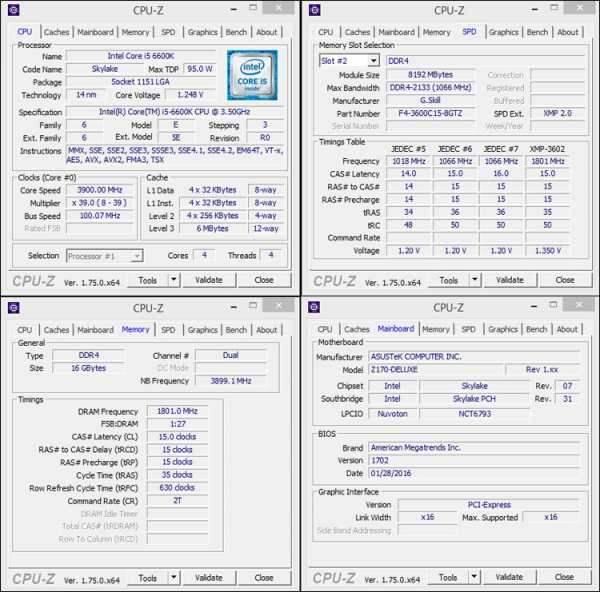 G Skill представила комплект памяти Trident Z DDR4-3600