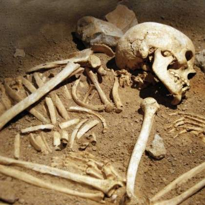 Radiocarbon dating archaeology site