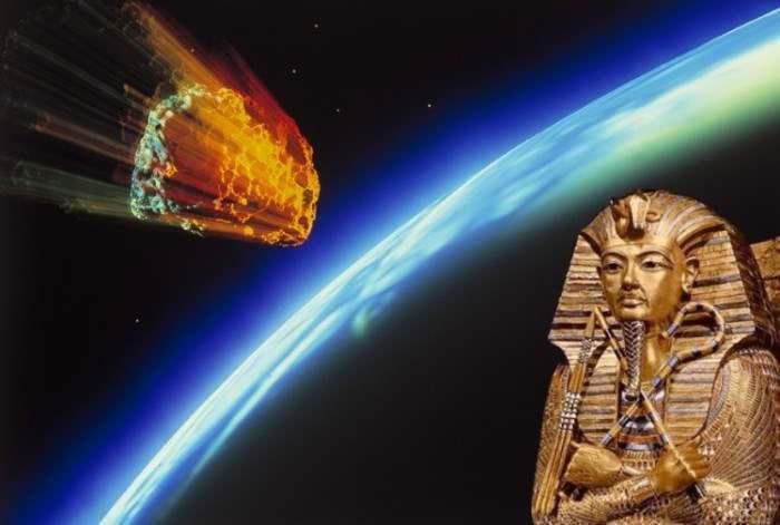 Кинжал мог быть изготовлен из упавшего метеорита