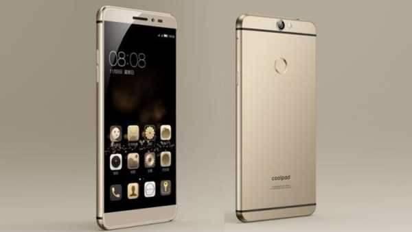 Coolpad Max: смартфон с экраном Full HD, чипом Snapdragon 617 и 4 Гбайт ОЗУ