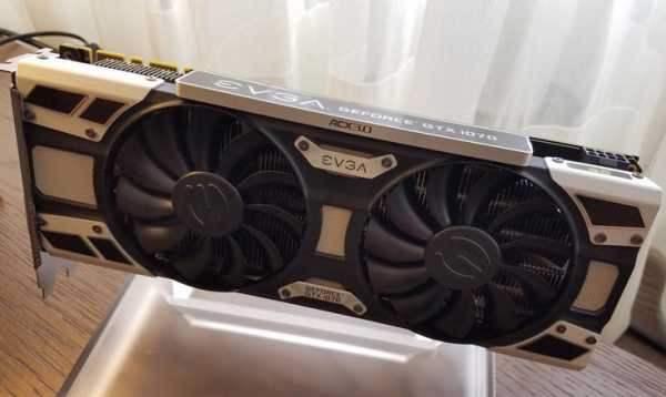 На Computex 2016 замечена 3D-карта EVGA GeForce GTX 1070 SuperClocked