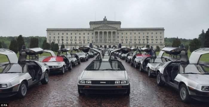 ������ ����������� DeLorean � �������� (����)