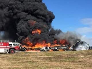 Сегодня в мире потерпели катастрофы сразу три самолёта
