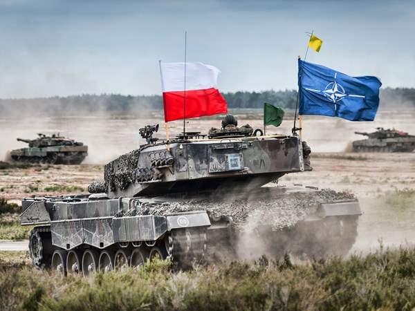 1000 солдат НАТО будут отправлены в Польшу