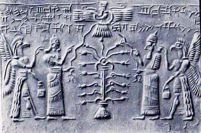 Древние изображения