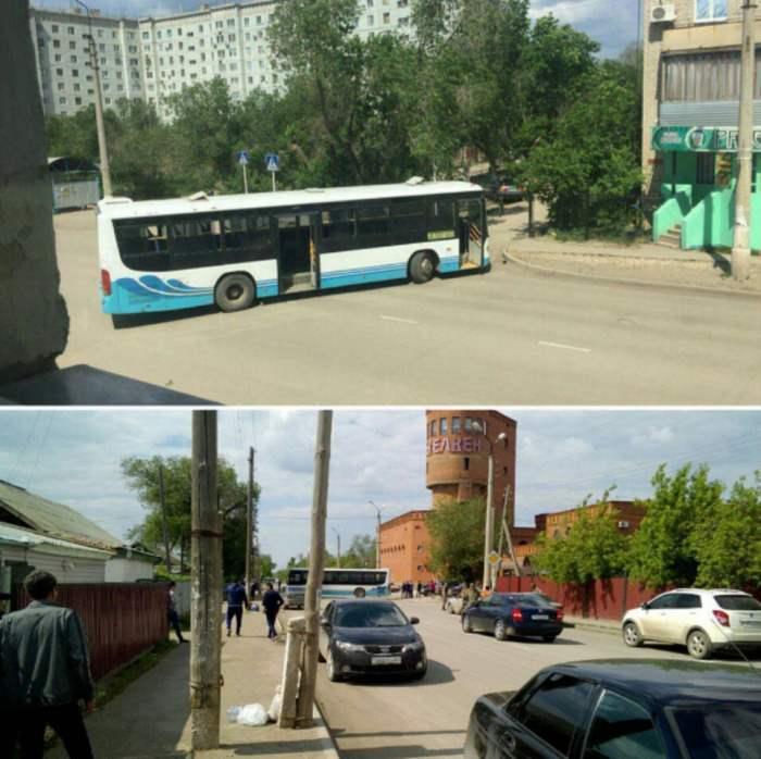 казахстан перестрелка