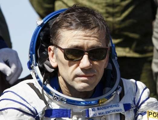 казахстан приземление космонавты (4)