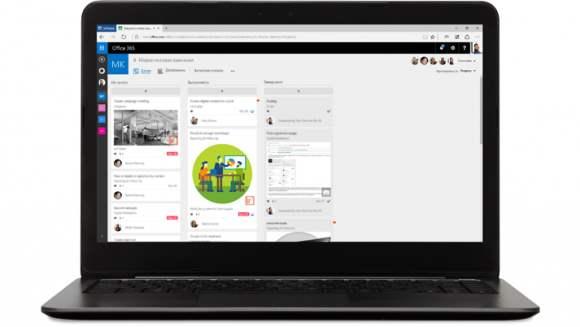 Microsoft выпустила конкурента Trello под названием Planner