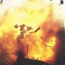 В Калининградской области взорвался склад с боеприпасами