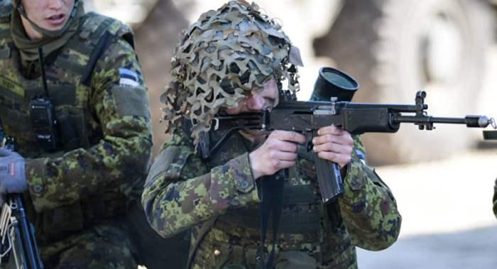 Начались международные военные учения Saber Knight