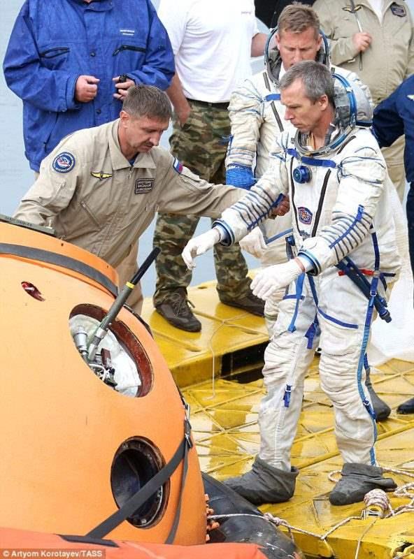 космонавты (5)