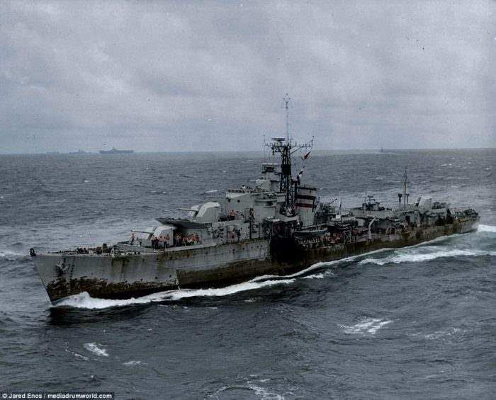 флот британия