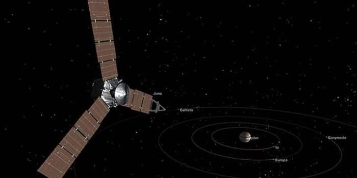 Как звучит Юпитер ? (Видео)