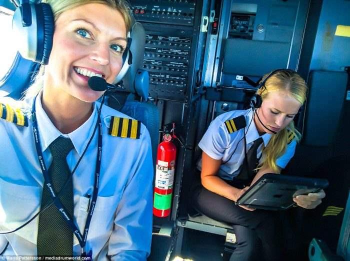 девушка пилот (3)
