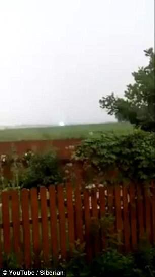 шаровая молния (2)