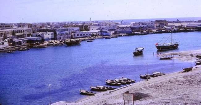 Дубай, 1965.