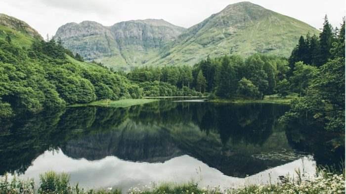 Landscapes and wildlife, Scottish Highlands - Jul 2016