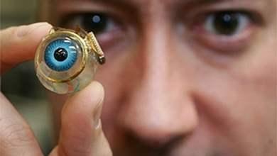 Бионический глаз Argus II