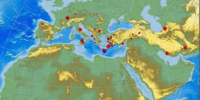Европа сейсмическая активность