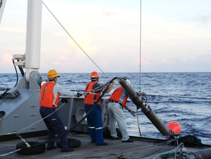 Морские сейсмические наблюдения. Япония. || https://kratko-news.com