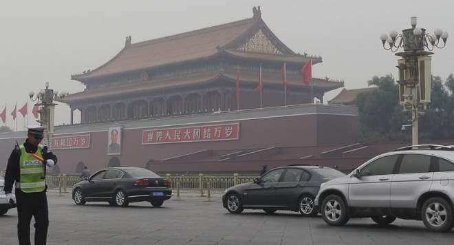 китай экология