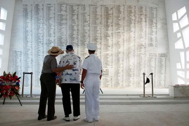 Pearl Harbor At 75 A Vet Remembers