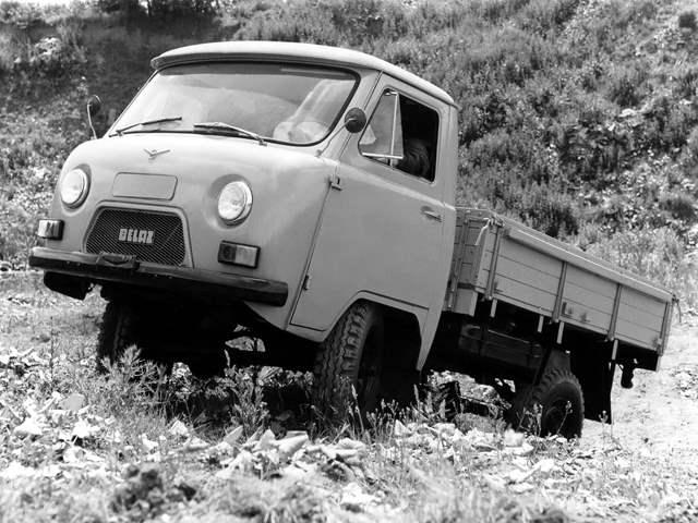 БелАЗ 452 1978