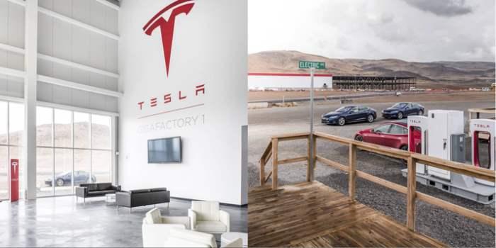 Гигафабрика Тесла || kratko-news.com
