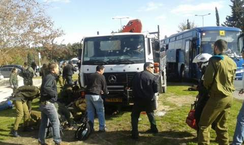 Иерусалим теракт
