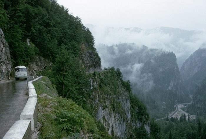 Кавказская дорога, Россия