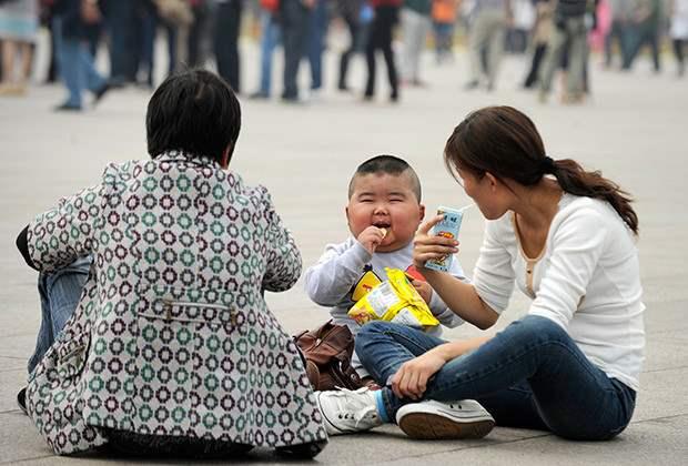 Один ребенок - одна семья