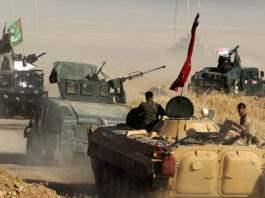 Мосул битва Ирак