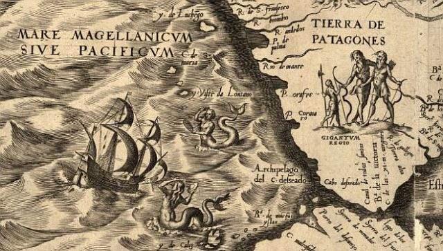 Нефилимы, Патагония