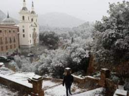 Снег Валенсия