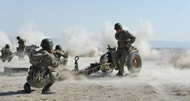 Турецкая армия. Щит Евфрата