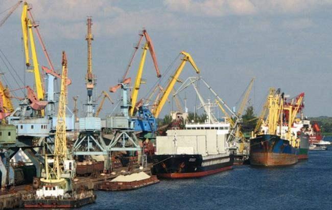Херсонский порт