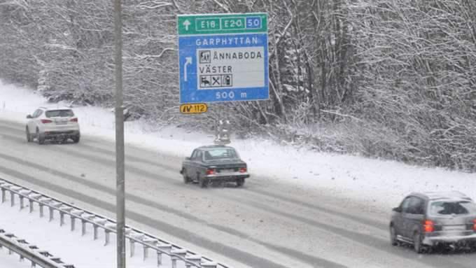 Швеция мороз || kratko-news.com