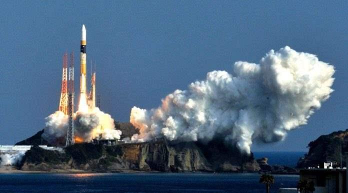 Япония ракета