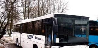 Scania ЛиАЗ «Вояж»