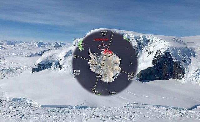 антарктида эвакуация