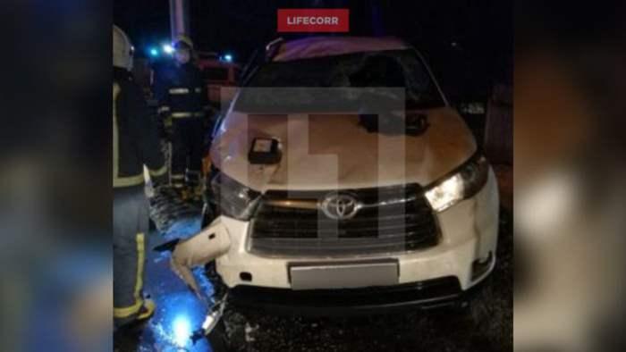 Николай Караченцов попал в аварию в Москве