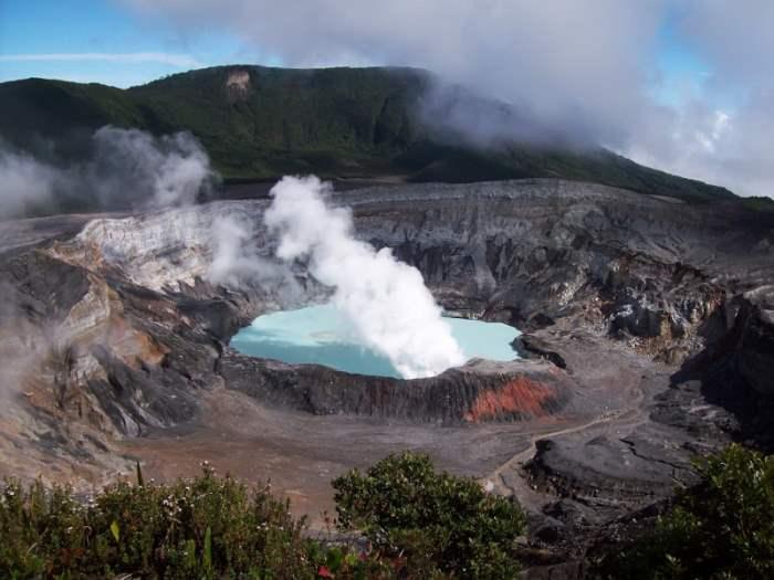 никарагуа вулкан