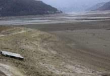 Высохшее озеро Яблоница