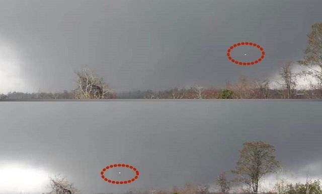 tornado nasa ufo US