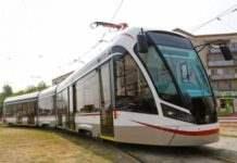 Витязь М трамвай