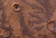 Глина на Марсе