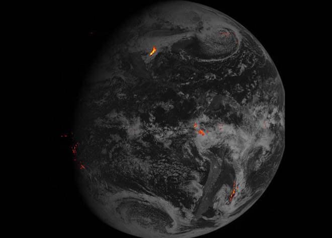 НАСА GOES-16